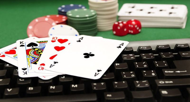 How poker is the popular games among various gambling games?