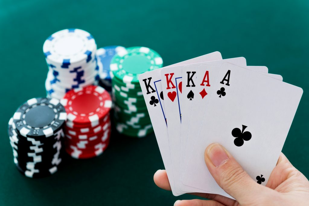 Rules To Not Observe About Online Gambling